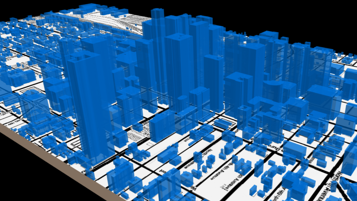 Working with LiDAR Data in ArcGIS Pro