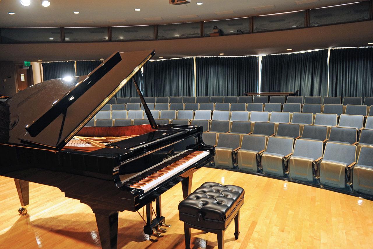 Photo of Recital Hall