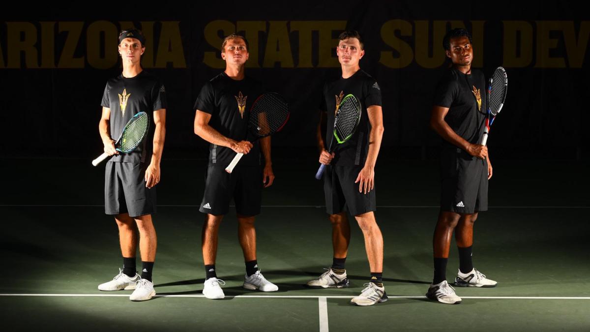 Sun Devil Athletics men's tennis
