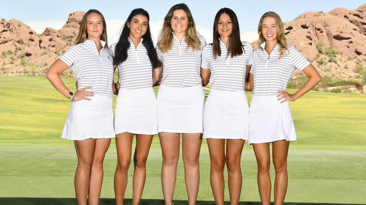 Sun Devil Athletics women's golf