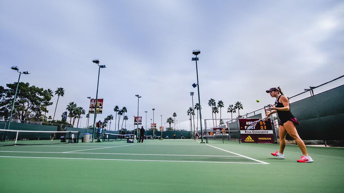Sun Devil Athletics women's tennis