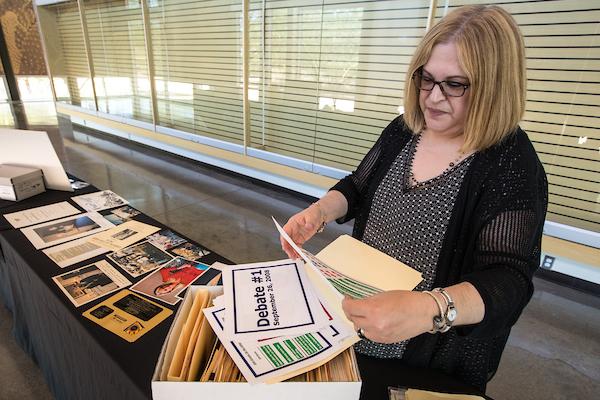 ASU Archivist Renee James