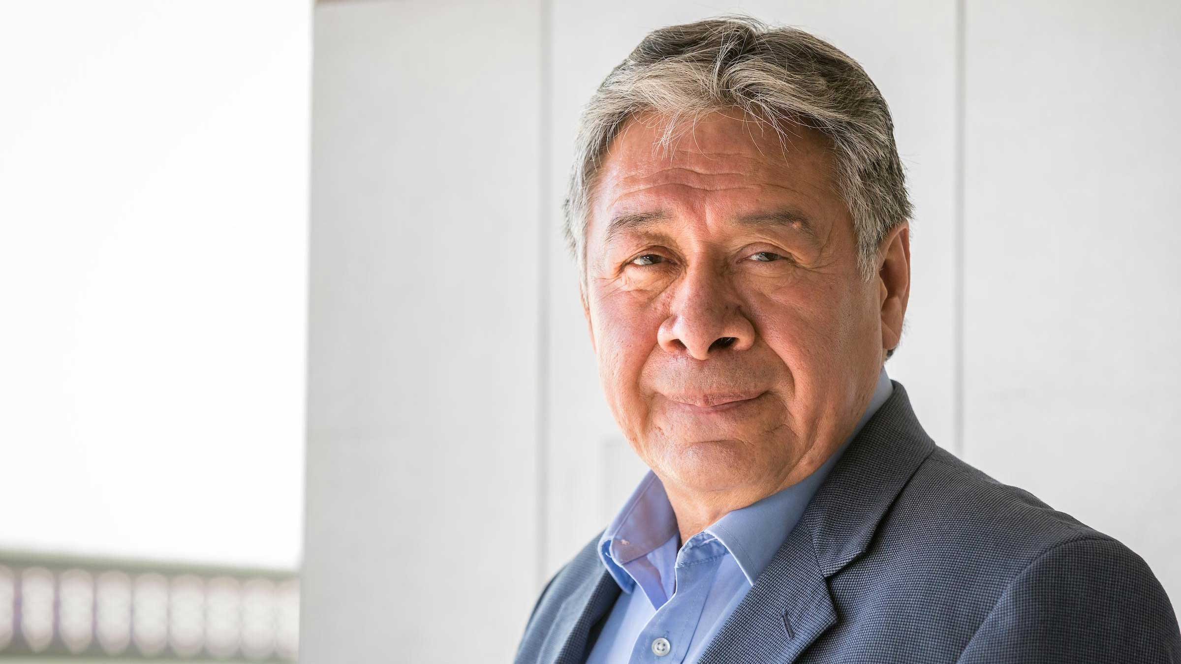 ASU Regents Professor Donald L. Fixico