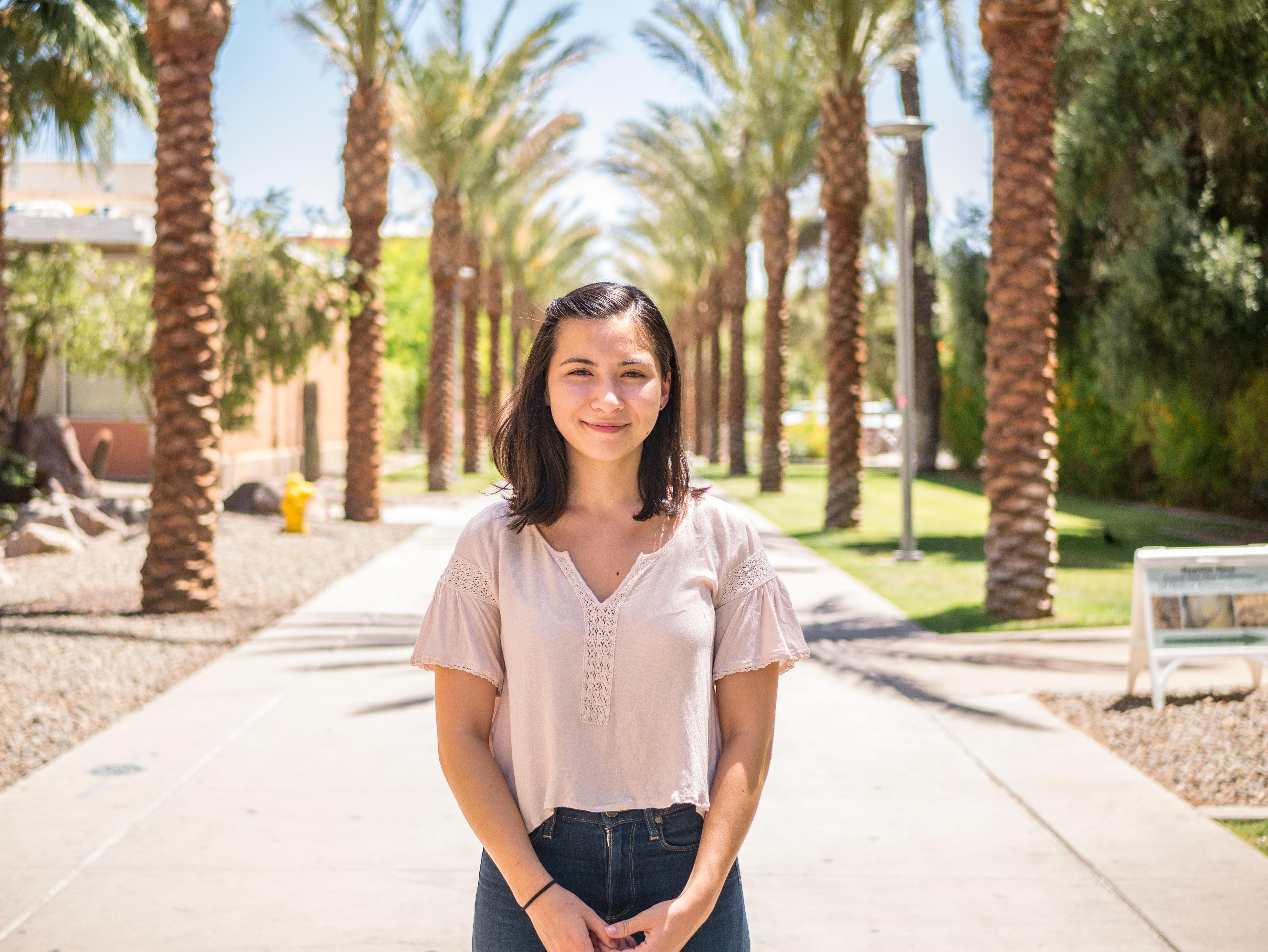 Ashley Thompson, ASU Department of Psychology