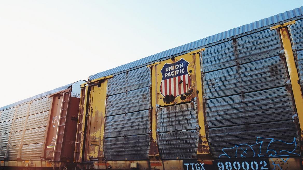 Railway Cargo Cars