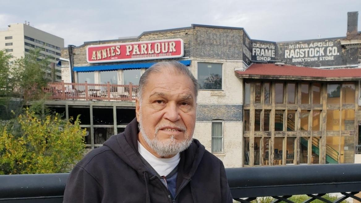 Jose Nanez in Minneapolis