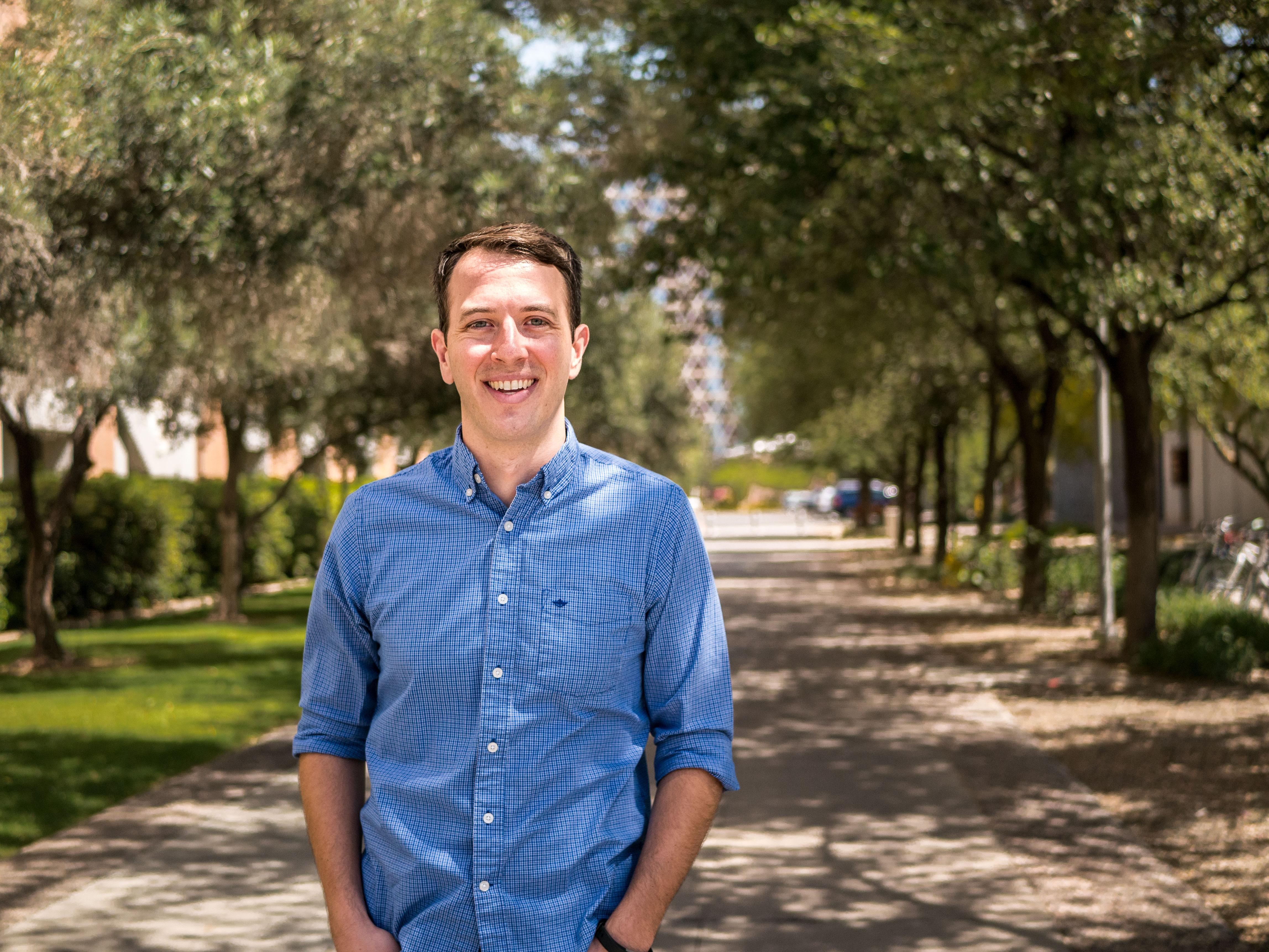 Mike Sladek, ASU Psychology