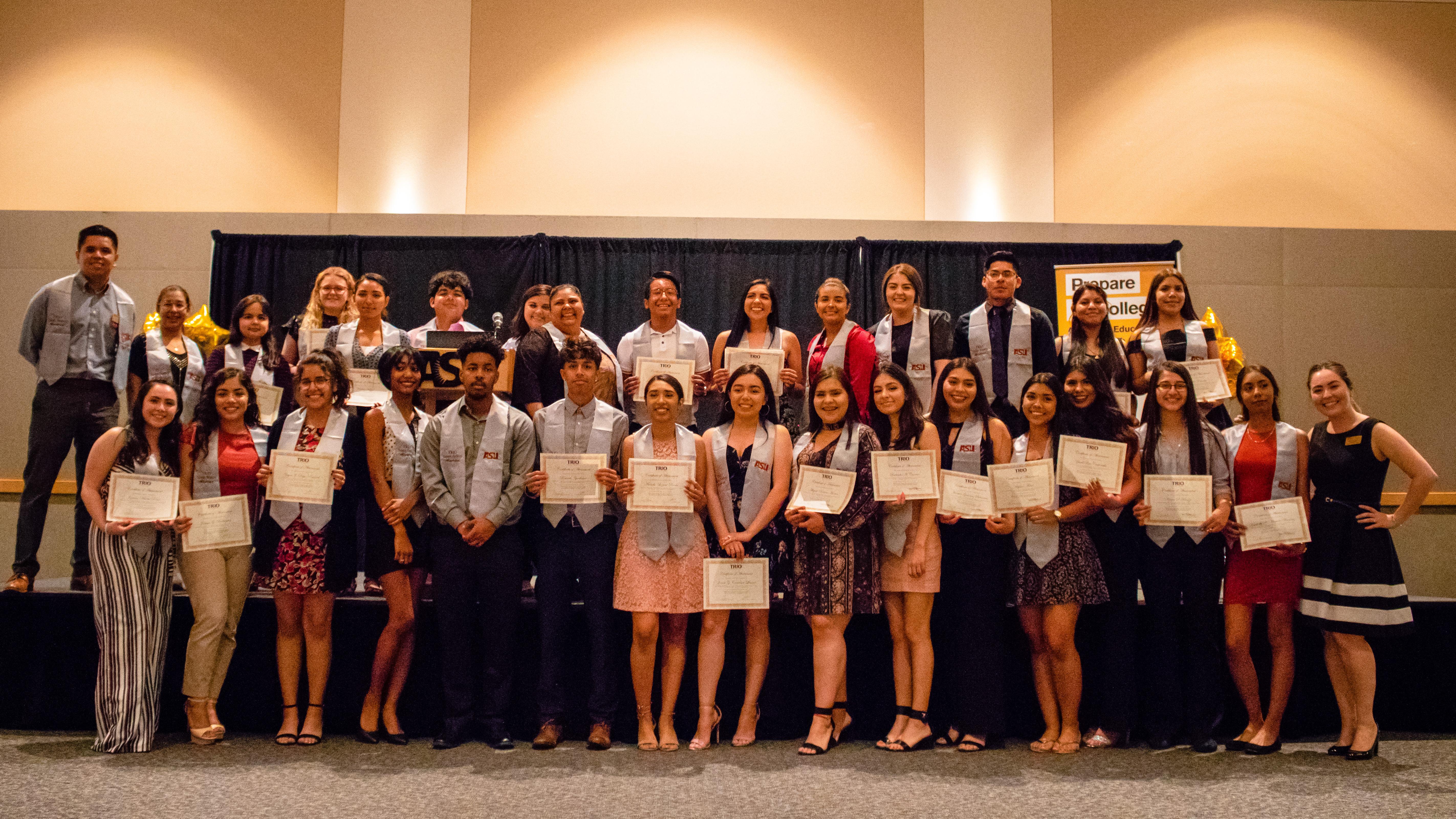TRIO Talent Search Class of 2018