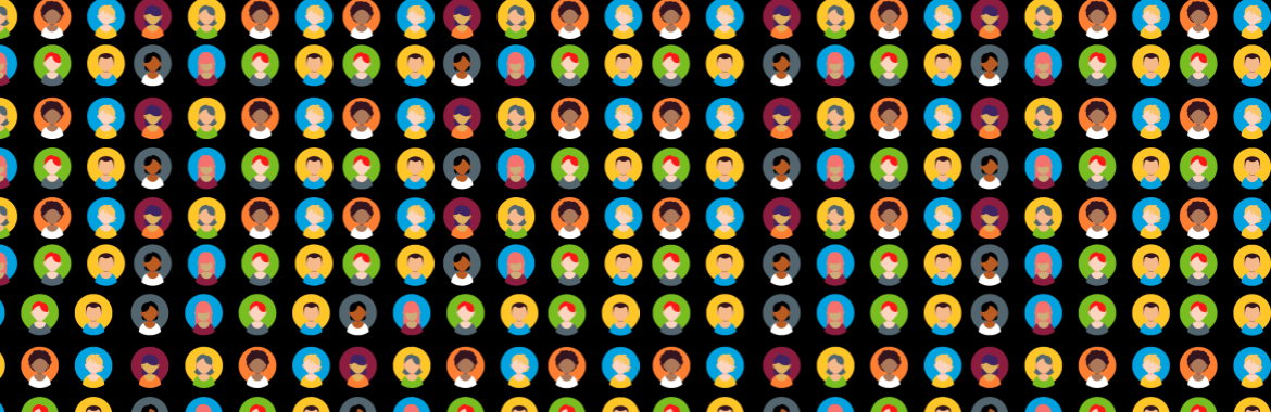 black-background-with-cartoon-heads