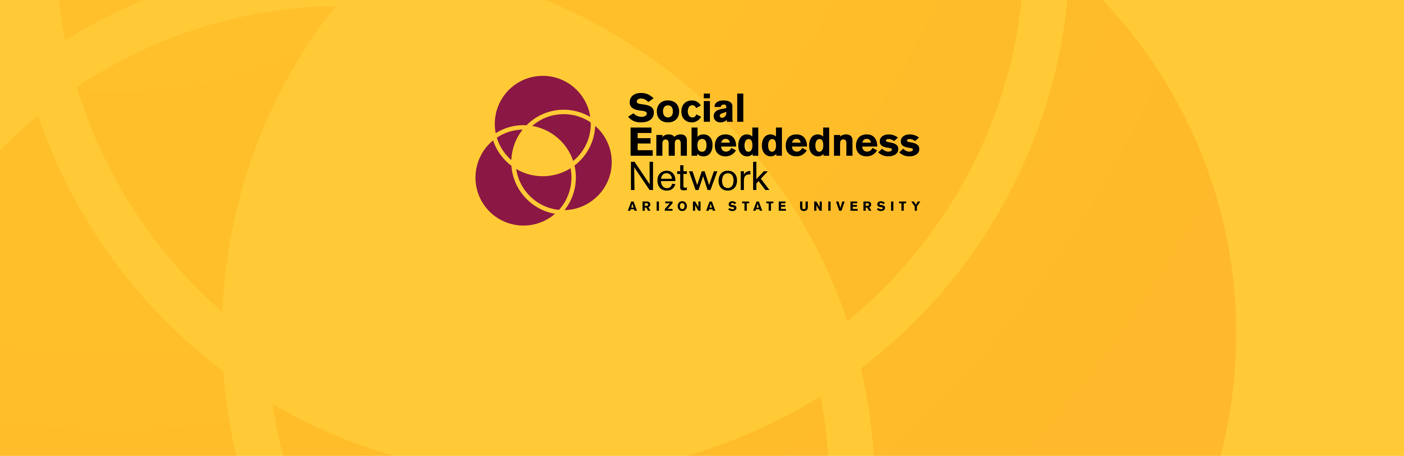 2018 Social Embeddedness Network Conference