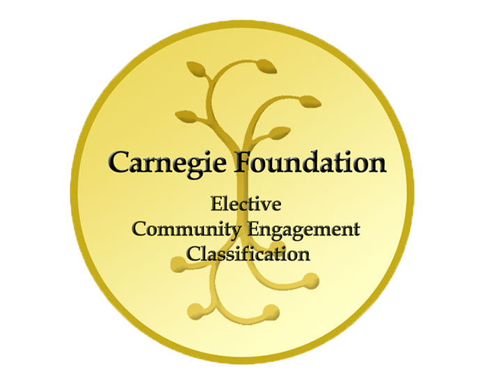 Carnegie Foundation Re-Classification for Community Engaged Institution