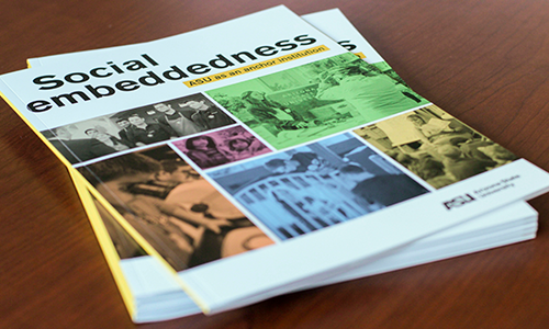 2017 Social Embeddedness Report: ASU as an anchor institution
